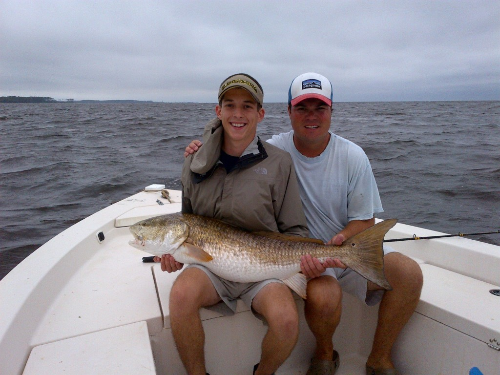 Tar pam guide service inner banks fishing charterstar pam for Nc fishing report