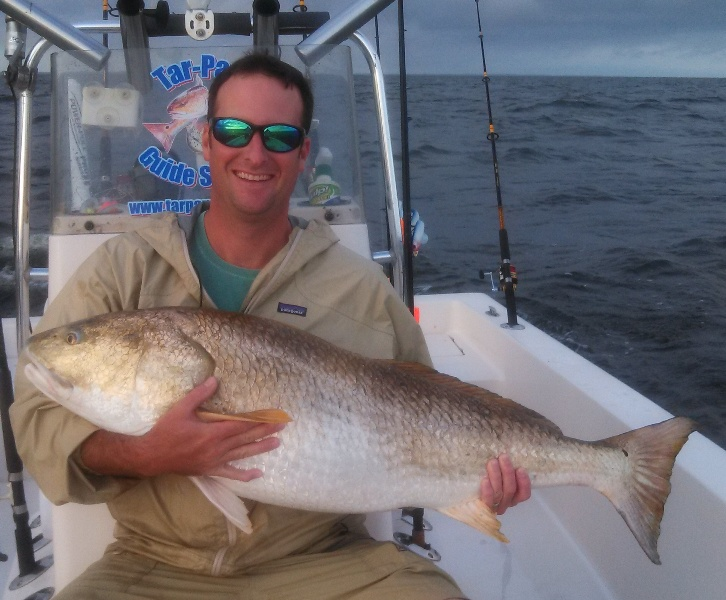 Tar pam guide service north carolina fishing charterstar for Jrs upper red lake fishing report