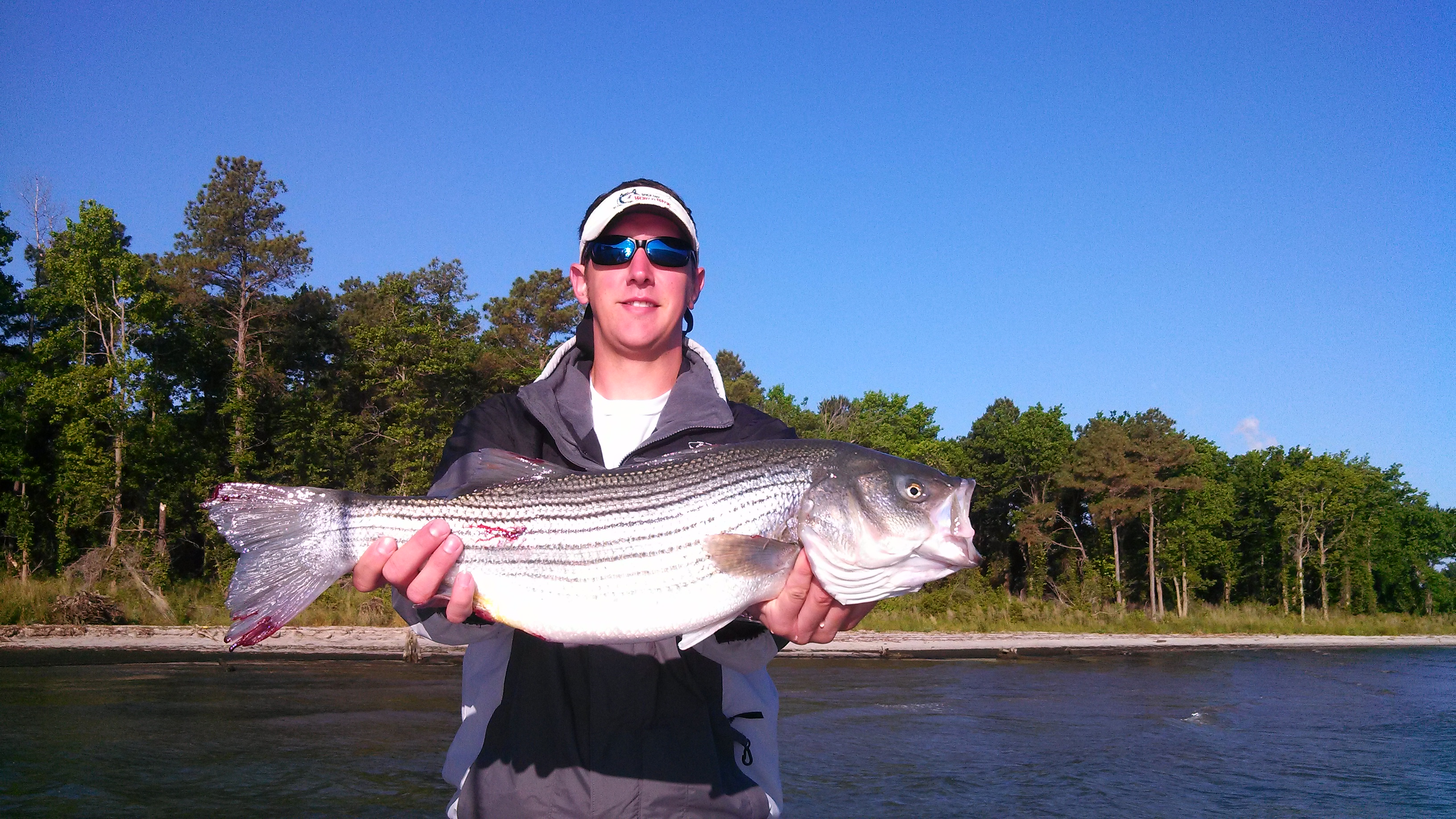 Pamlico river light tackle report tar pam guide for Neuse river fishing